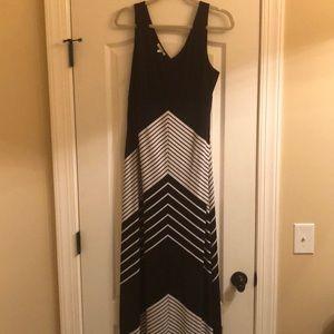 Maurices NWOT maxi dress XL